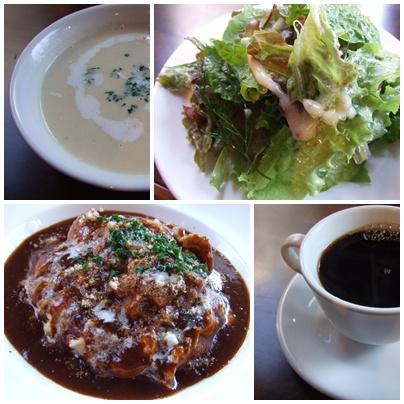 Le petit restaurant epi (レストラン エピ) オムライスランチ
