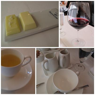 Le jeu de l'assiette ( ル・ジュー・ドゥ・ラシエット) 飲み物たち