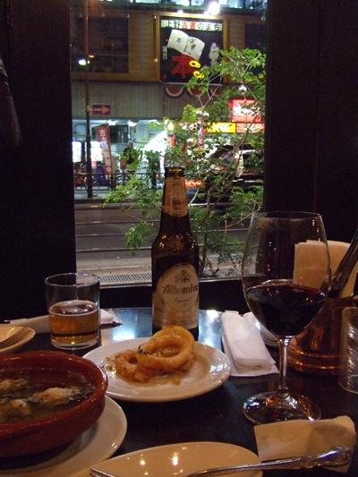バニュルス 上野駅店 (Vinuls)  外の景色