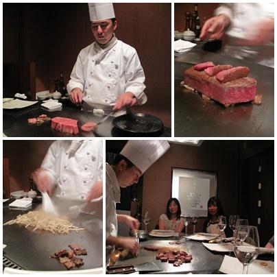 鉄板焼 馨 (KAORU かおる) 前沢牛