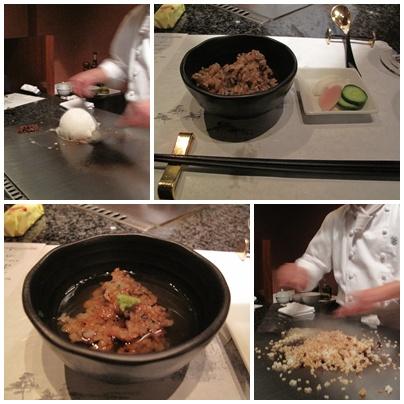 鉄板焼 馨 (KAORU かおる) ガーリックライス