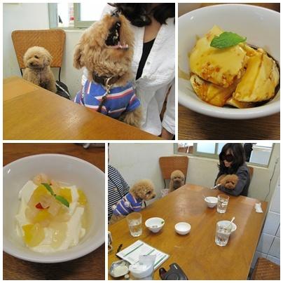 ファイブスター・カフェ 五星鶏飯 (ウー・シン・ジィ・ファン) デザート