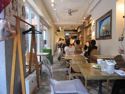 DINING&BAR SEO 店内