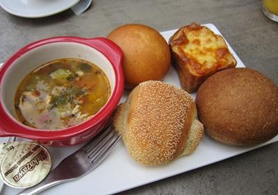 パンとエスプレッソと  ブランチセット