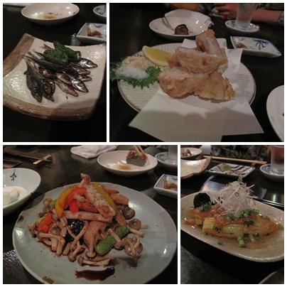 麻布 川上庵 お料理3
