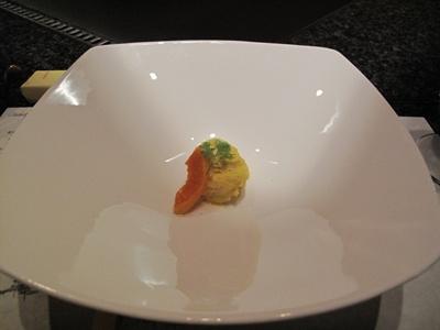 鉄板焼 馨 (KAORU かおる) 先付け