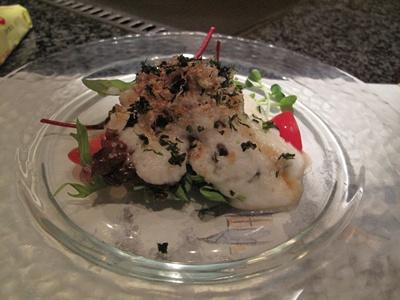 鉄板焼 馨 (KAORU かおる) 山芋サラダ
