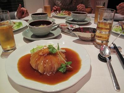 グランドハイアット東京 Chinaroom(チャイナルーム) フカヒレチャーハン