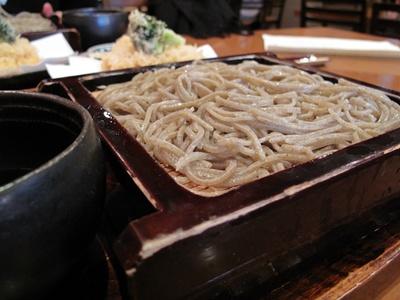 驀仙坊 (ばくざんぼう) 天ぷらせいろ
