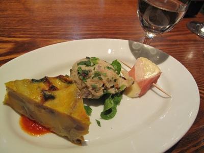 RIGOLETTO WINE AND BAR (リゴレット ワインアンドバー) 前菜