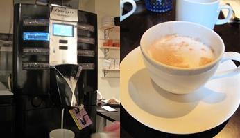 ワインテリア Roji (ロジ) 色々コーヒー飲み放題