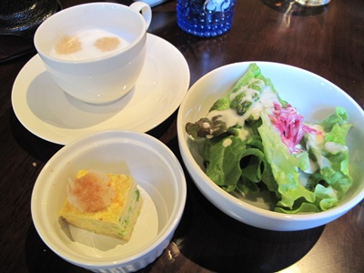 ワインテリア Roji (ロジ) ハンバーグランチ