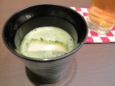 茶々丸  若竹汁