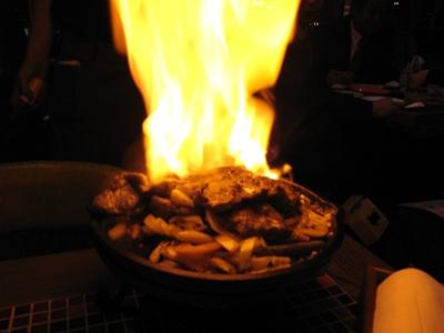 HACIENDA DEL CIELO(アシエンダデルシエロ) ラム肉のファヒータ