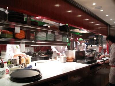 HACIENDA DEL CIELO(アシエンダデルシエロ)  厨房