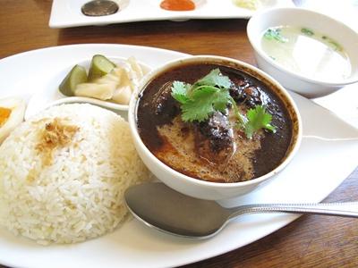 ファイブスター・カフェ 五星鶏飯 (ウー・シン・ジィ・ファン)  カレー