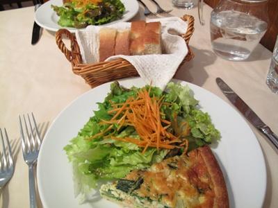 Osteria Agostini (アゴスティーニ) 前菜 パン