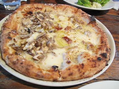 VACANZA (ヴァカンツァ) ピザ