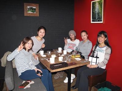 WATER nakameguro dining  ヨガ友たちと