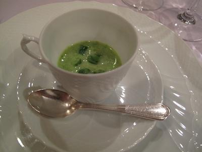 Felicita(フェリチタ) アスパラガスのスープ