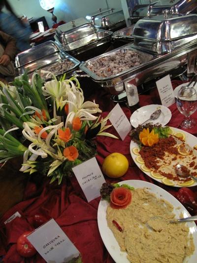 トルコレストラン&バー「エフェス」  お料理たち