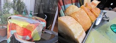 COCCINELLA(コチネッラ) 店内 パン