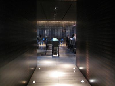SENSE(センス) エレベータホールからパチリ