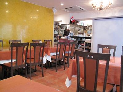 MIRAFLORES( ミラフローレス) 代官山恵比寿店 店内