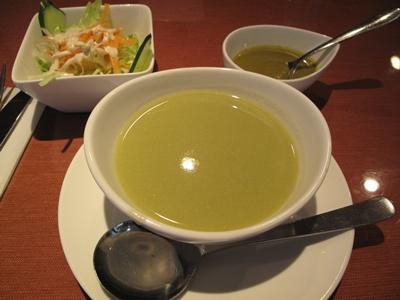 MIRAFLORES( ミラフローレス) 代官山恵比寿店 スープ