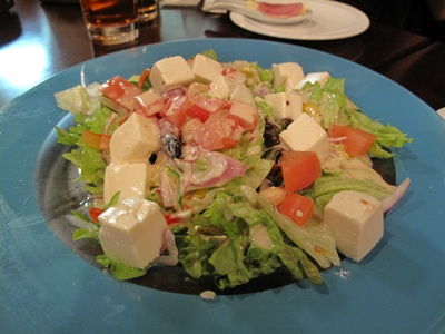 GRILL&DINING 丸の内 DINDON帝劇店 サラダ