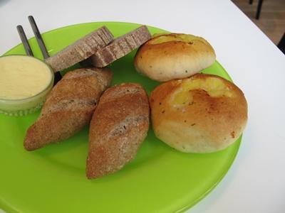 GREEN パン