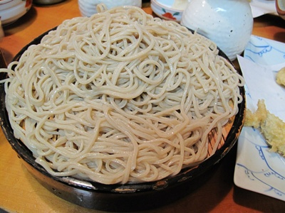 与志田そば 蕎麦