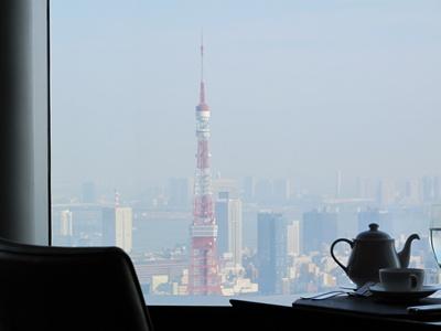 リッツカールトン東京 フォーティーファイブ 景色アップ