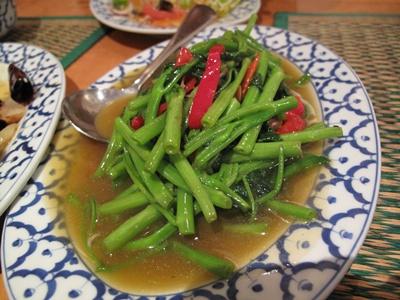 チャオタイ道玄坂店 クーシンサイの炒め物
