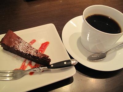 中目黒グリル デザートとコーヒー