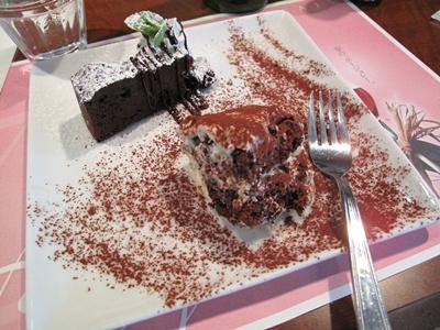 Cafe Restaurant Zagara(カフェレストラン・ザガラ ) スイーツ