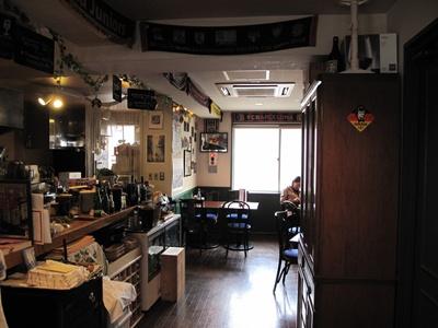 Cafe Restaurant Zagara(カフェレストラン・ザガラ ) 店内