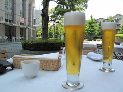 筑紫楼 広尾店  ビール