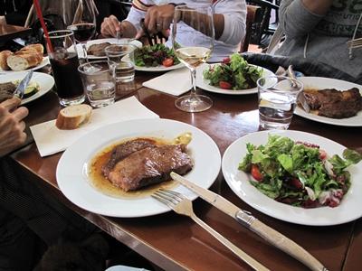 Le Lion(ル・リオン) テーブル