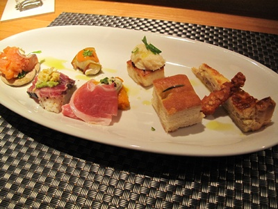 TRATTORIA CIBO(トラットリア チーボ ) 前菜
