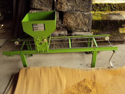 苗床作り 4