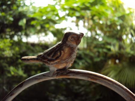 アイアンの鳥