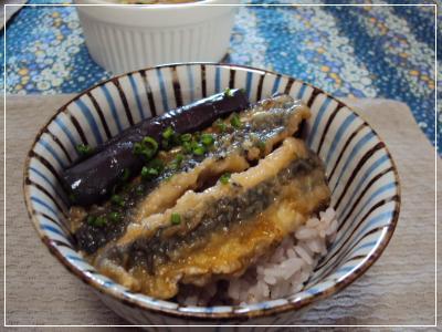 いわし蒲焼き 2
