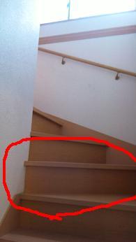 2010年6月階段転落 002