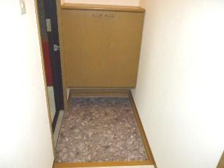 エスポワールF(玄関)