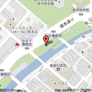 こもれび広場 地図