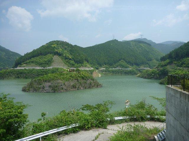 かわせみ湖2