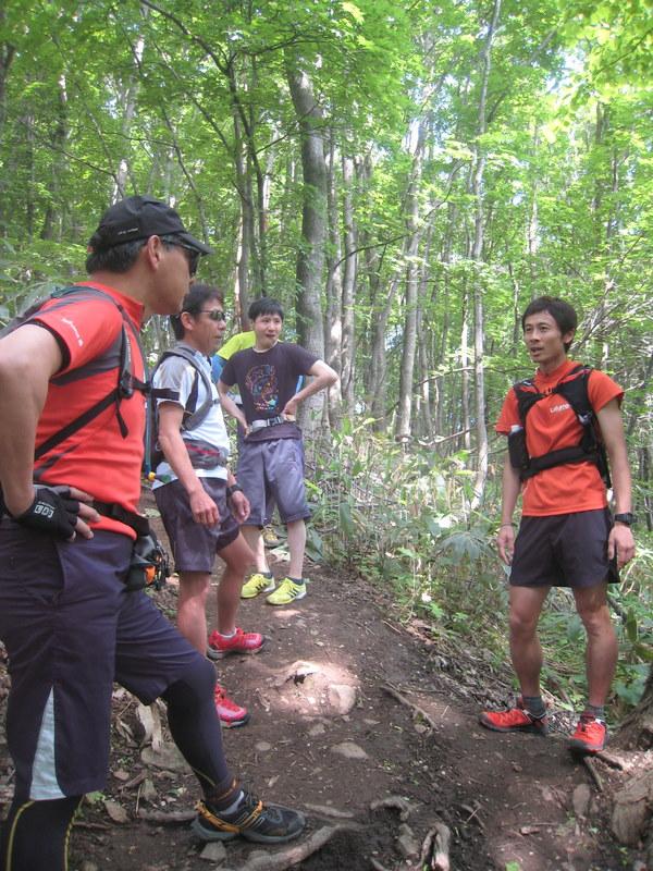 2011藻岩トレイルクリニック 010