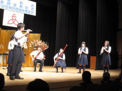 木管八重奏