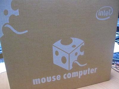 マウスコンピュータ1